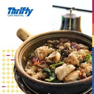 Lian He Ben Ji Claypot Rice